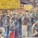 מדהים: הציור מלפני 60 שנה שחזה את העתיד