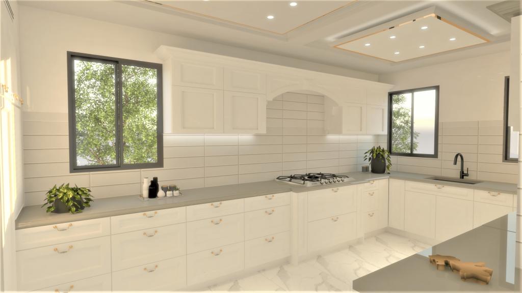 עיצוב מטבח  – אדריכלית אסתי טסה.