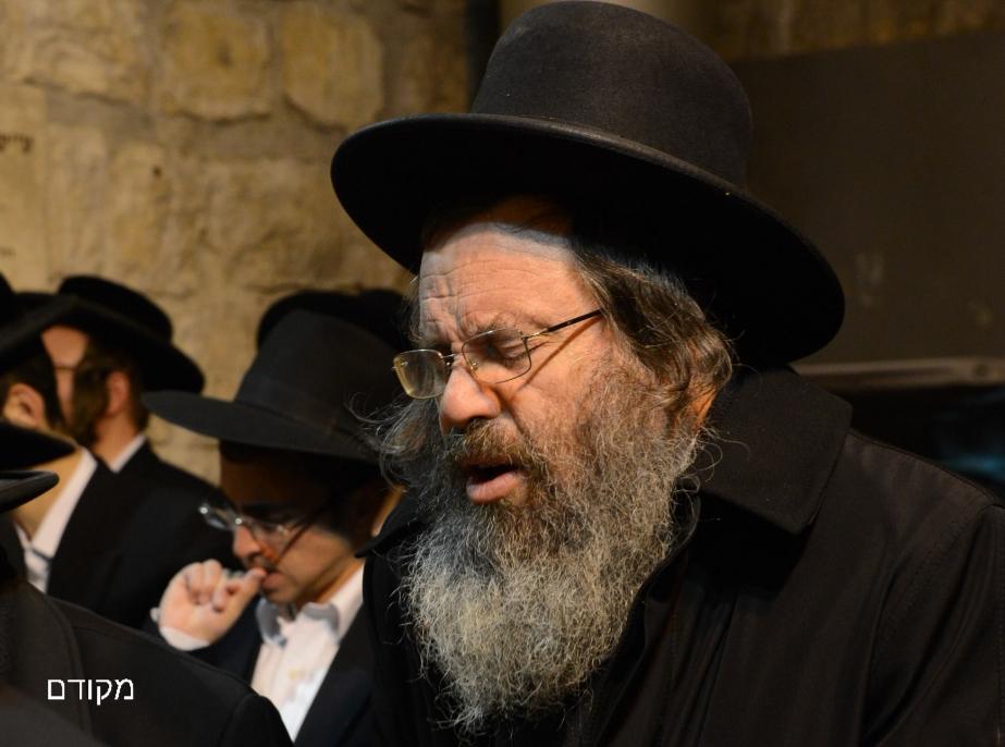 הגאון רבי דוד כהן צילום: ועד הרבנים