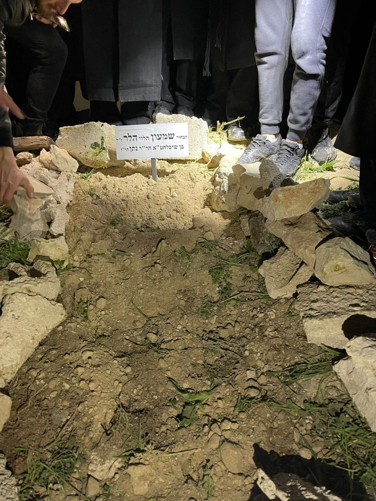 """לפנות בוקר: הלוויה כואבת של הנער שמעון הלר ז""""ל • צפו"""