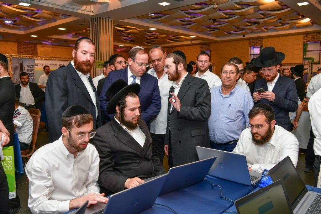 התרומה היחודית והמשמעותית של המתנדבים החרדים למשטרת ישראל