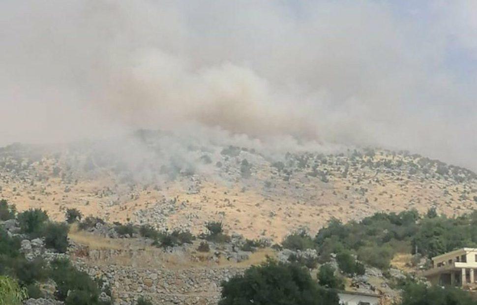 הסלמה בהר דב