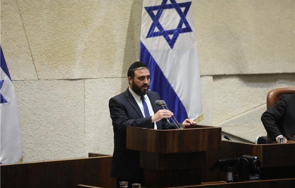משה ארבל נואם אתר הכנסת