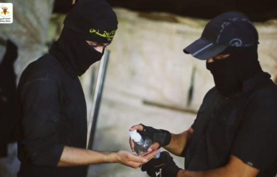טרור בעזה