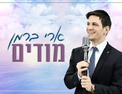 ארי ברמן מודים - גרפיקה