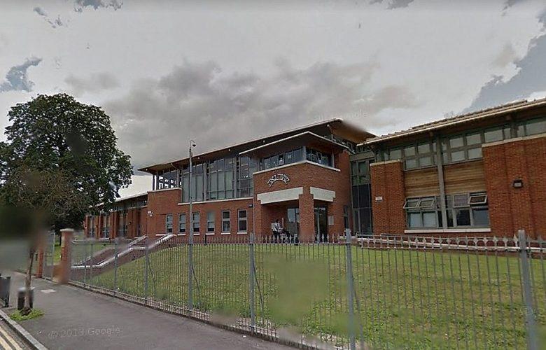 בית הספר יסודי התורה בבריטניה ( צילום מסך וינט)