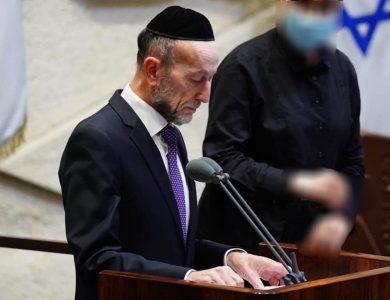 ח״כ אורי מקלב // צילום: עדינה וולמן - דוברות הכנסת