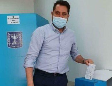 הצבעה בבגואנג׳ו בסין. צילום: דוברות משרד החוץ