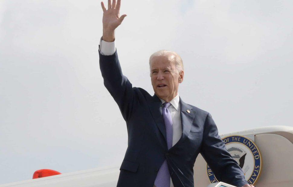 ג'ו ביידן // צילום: מתי שטרן - שגרירות ת