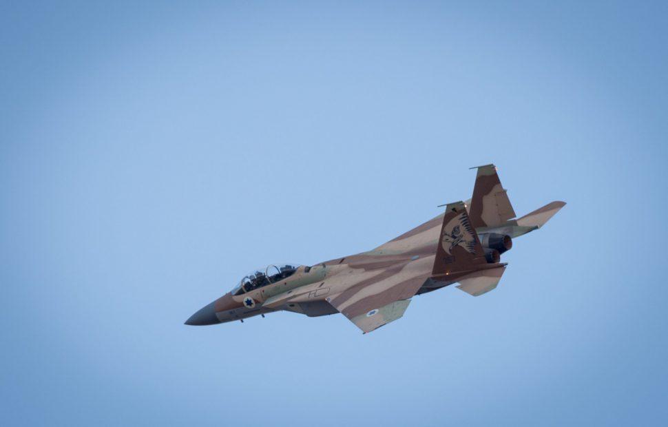 F-15 פלאש 90