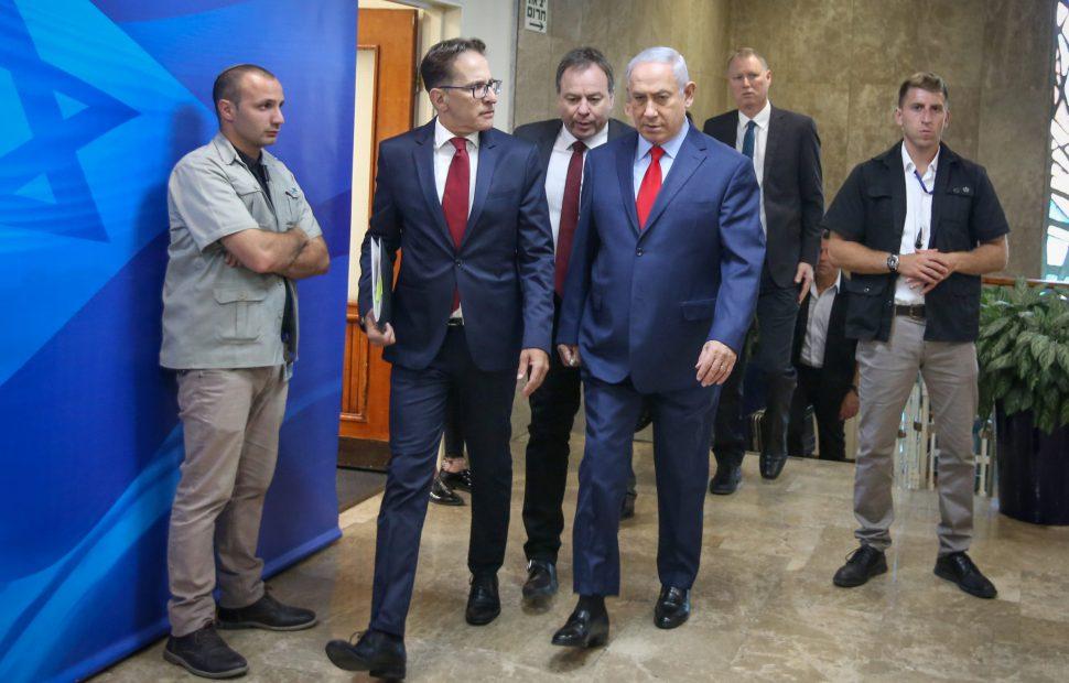 ראש הממשלה נתניהו אשם בהתפרצות? | צילום: מארק ישראל סעלם