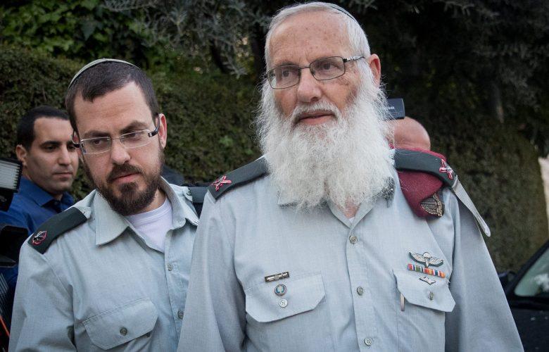 הרב איל קרים צילום: יונתן סינדל/פלאש90