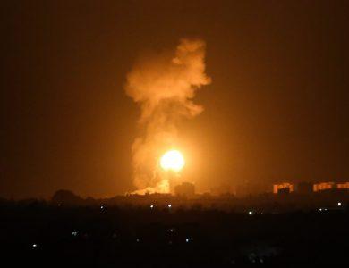 תקיפה בסוריה. אילוסטרציה // Abed Rahim Khatib/Flash90