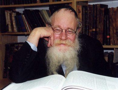 הרב עדין אבן ישראל שטיינזלץ צילום מתוך ויקיפדיה