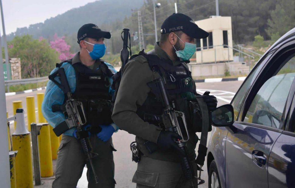 קרדיט דוברות המשטרה