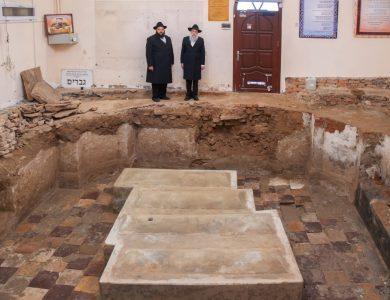 צילום: באדיבות מוסדות הרב טהאלער ברדיטשוב