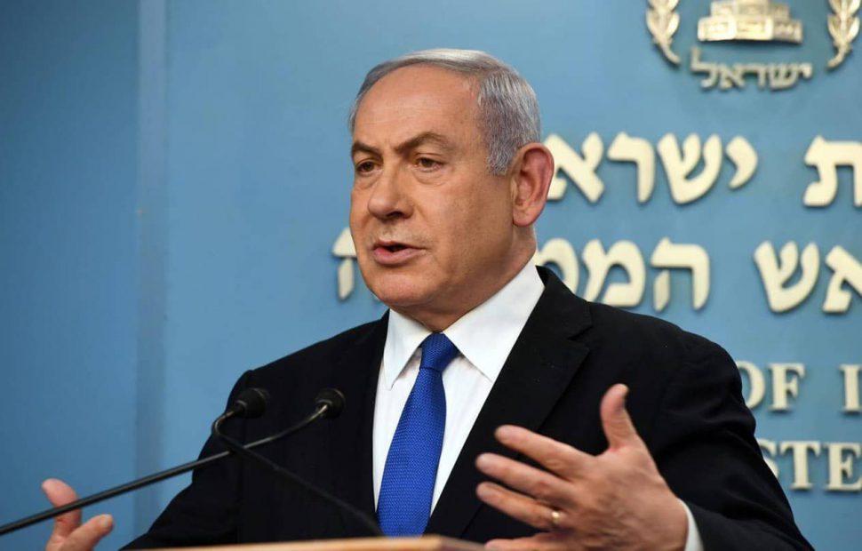 ראש הממשלה בנימין נתניהו צילום: לעמ