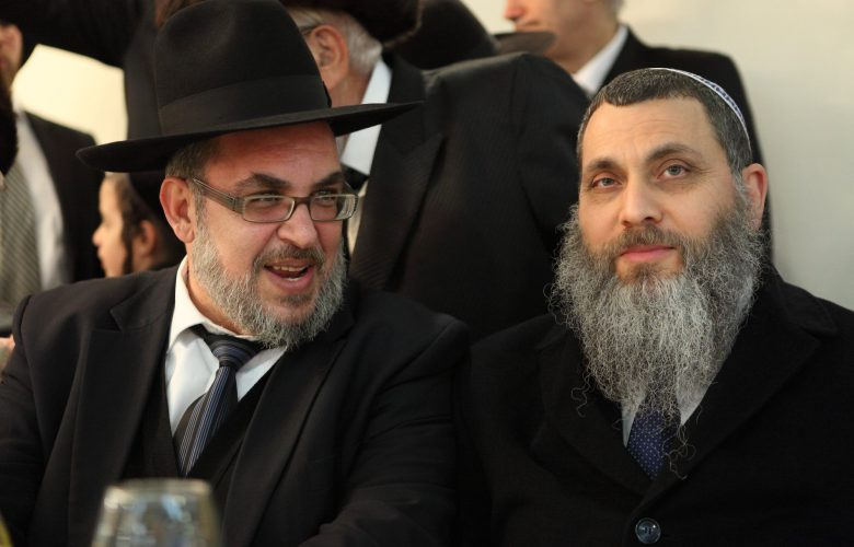 הרב ניר בן ארצי | צילום: יעקב נחומי פלאש 90